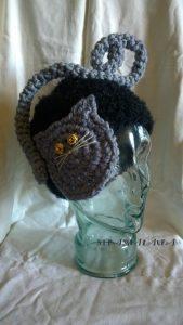 gatto cappello