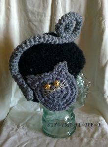 gatto cappello..
